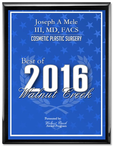 Plaques and recognition are nice, but it's the thanks from my individual patients that makes Plastic Surgery great.